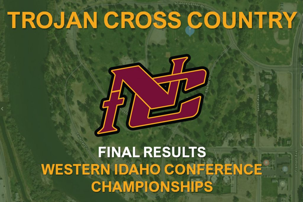 Nampa Christian Trojan Cross Country Take Top Spots In Conference Championships