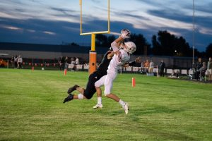 ncs-vs-fruitland-trojan-wide-receiver-simon-dejong-touchdown-pass-from-landon-cheney-9-3-21-ncs-trojan-life