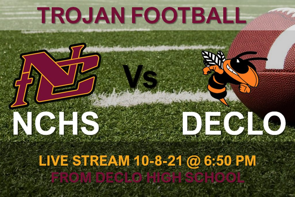 Nampa Christian Football: Live Stream Vs Declo From Declo HS